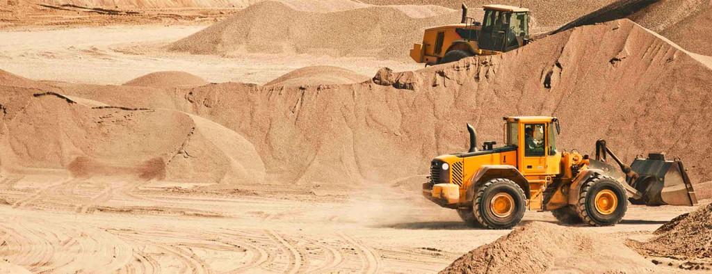 Песок карьерный по выгодной цене с доставкой