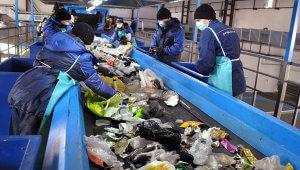 Переработка мусорных отходов
